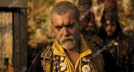 Antonio Banderas as King Rassouli