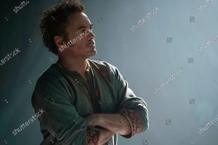 Robert Downey Jr. as Dr. John Dolittle