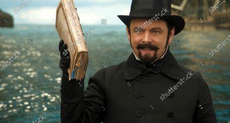 Michael Sheen as Dr. Blair Müdfly
