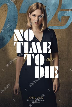 Editorial picture of 'No Time To Die' Film - 2020