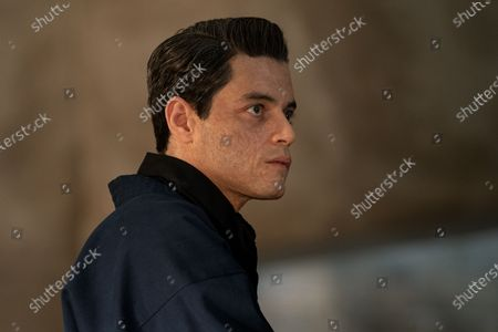Stock Image of Rami Malek as Safin