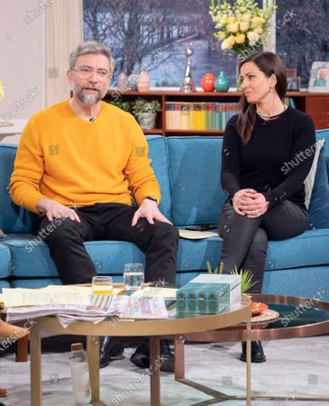 Editorial picture of 'This Morning' TV show, London, UK - 28 Feb 2020