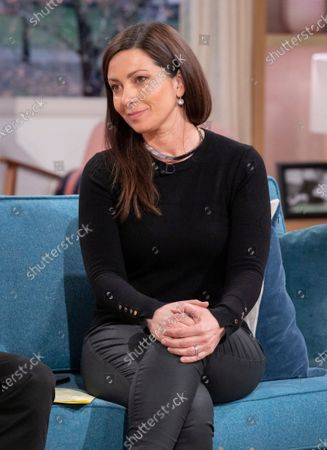Editorial image of 'This Morning' TV show, London, UK - 28 Feb 2020
