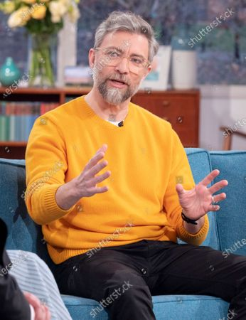 Editorial photo of 'This Morning' TV show, London, UK - 28 Feb 2020