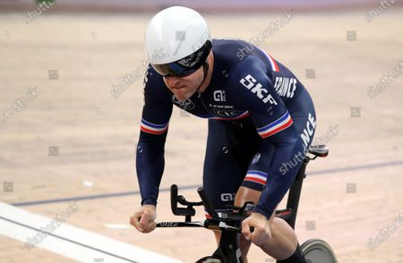 Editorial image of UCI Track Cycling World Championships 2020, Berlin, Germany - 28 Feb 2020