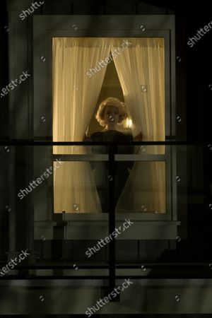Editorial photo of 'The Neighbor in the Window' Film - 2020
