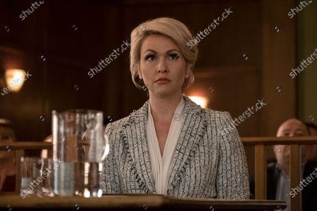 Stock Picture of Jenn Lyon as Lisa Beasley