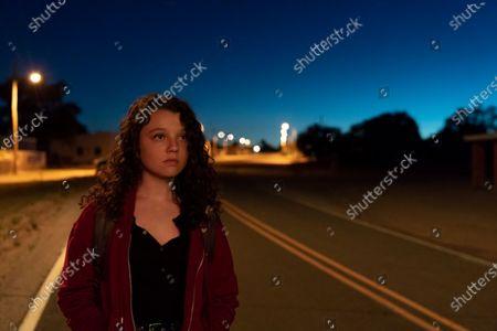 Stock Image of Stefania LaVie Owen as Rebecca Iguero
