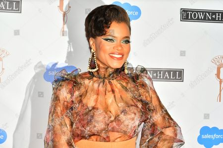 Stock Photo of Andra Day