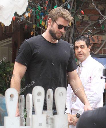 Stock Picture of Liam Hemsworth