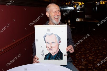 Stock Image of James Cromwell