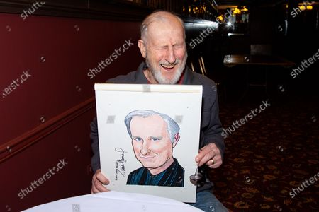 Stock Photo of James Cromwell