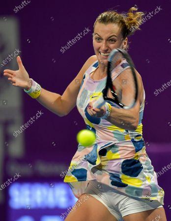 Editorial photo of WTA Qatar Open tennis tournament, Doha - 28 Feb 2020