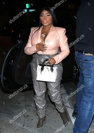 Editorial picture of Celebrities out and about, Los Angeles, USA - 27 Feb 2020