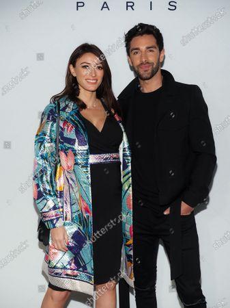 Rachel Legrain-Trapani and her boyfriend Valentin Leonard
