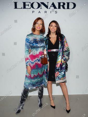 Maeva Coucke and Rachel Legrain-Trapani