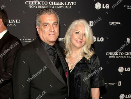 Joe Germanotta, Cynthia Germanotta. Joe Germanotta, left, and Cynthia Germanotta at a Tony Bennett and Lady Gaga concert taping in New York. Joe Germanotta, father of singer-actress Lady Gaga, is refusing to pay $260,000 in rent and fees for his restaurant at New York City's Grand Central Terminal, saying the homeless population is hurting his business. Owner of Art Bird & Whiskey Bar, Germanotta said he wants the Metropolitan Transit Authority, which oversees the busy commuter train station, to renegotiate his rent or release him from his lease, which expires in 2028