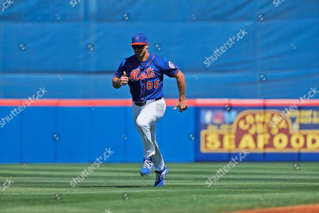 Editorial photo of Cardinals Mets Spring Baseball, Port St. Lucie, USA - 28 Feb 2020