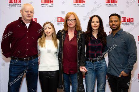 David Morse, Alyssa May Gold, Johanna Day, Mary-Louise Parker, Chris Myers