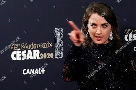 Editorial photo of Cesar Award, Paris, France - 28 Feb 2020