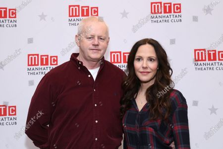 Stock Photo of David Morse and Mary-Louise Parker