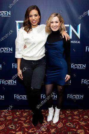 Ciara Renee, McKenzie Kurtz