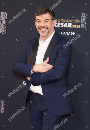 Editorial photo of 45th Cesar awards, Arrivals, Paris, France - 28 Feb 2020