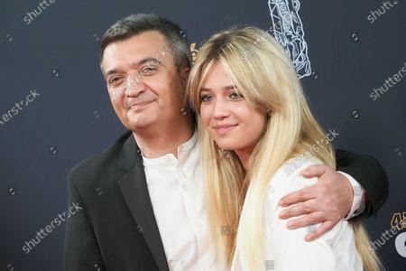Editorial image of 45th Cesar awards, Arrivals, Paris, France - 28 Feb 2020
