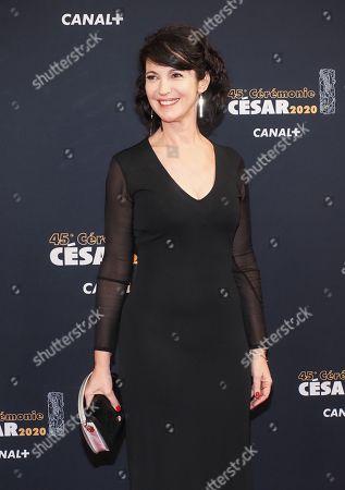 Stock Picture of Zabou Breitman