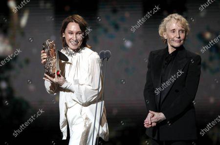 Editorial photo of Ceremony - Cesars 2020, Paris, France - 28 Feb 2020