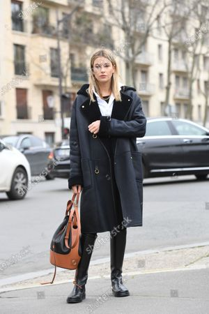 Stock Photo of Camille Charriere