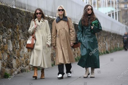 Chloe Harrouche, Linda Tol, Erika Boldrin