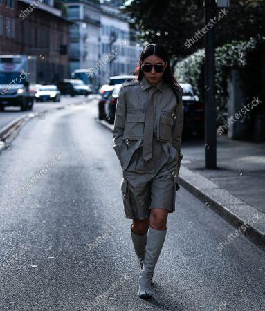Street Style, Yuwei Zhangzou