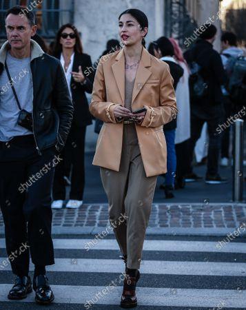 Street Style, Caroline Issa