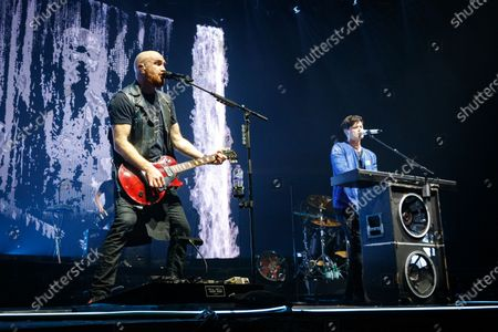 Stock Image of The Script - Mark Sheehan and Danny O'Donoghue