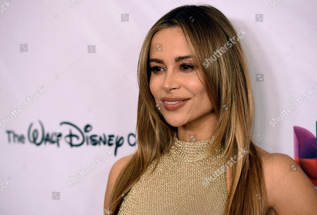 Zulay Henao poses at the 2020 Impact Awards at the Beverly Wilshire Hotel, in Beverly Hills, Calif