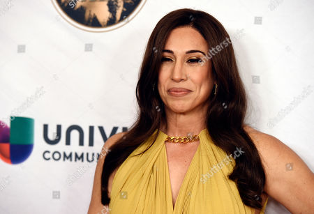 Dany Garcia, founder/chair/CEO of The Garcia Companies, poses at the 2020 Impact Awards at the Beverly Wilshire Hotel, in Beverly Hills, Calif