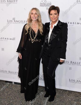 Anastasia Soare and Kris Jenner