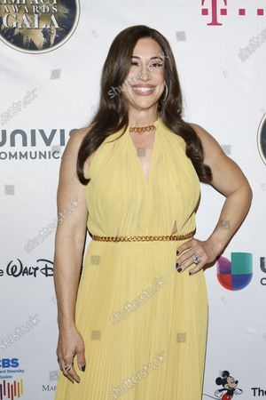 Dany Garcia arrives for The National Hispanic Media Coalition's 2020 Impact Awards at the Beverly Wilshire Four Seasons Hotel in Beverly Hills, California, USA 28 February 2020.