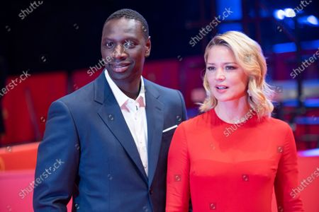 Omar Sy and Virginie Efira