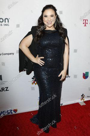 Gloria Calderon Kellett arrives for The National Hispanic Media Coalition's 2020 Impact Awards at the Beverly Wilshire Four Seasons Hotel in Beverly Hills, California, USA 28 February 2020.