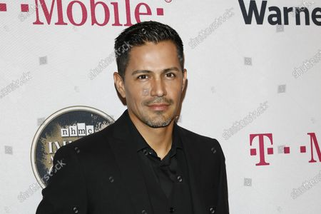 Stock Picture of Jay Hernandez arrives for The National Hispanic Media Coalition's 2020 Impact Awards at the Beverly Wilshire Four Seasons Hotel in Beverly Hills, California, USA 28 February 2020.