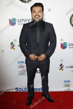 Jacob Vargas arrives for The National Hispanic Media Coalition's 2020 Impact Awards at the Beverly Wilshire Four Seasons Hotel in Beverly Hills, California, USA 28 February 2020.