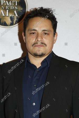 Jesse Garcia arrives for The National Hispanic Media Coalition's 2020 Impact Awards at the Beverly Wilshire Four Seasons Hotel in Beverly Hills, California, USA 28 February 2020.