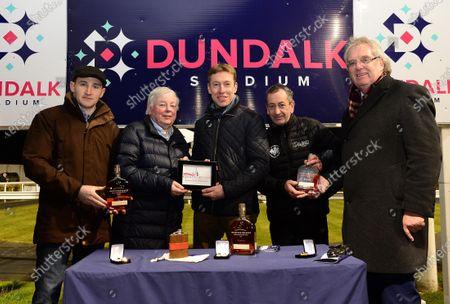 Editorial image of Horse Racing - 28 Feb 2020