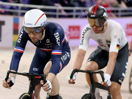 Editorial picture of UCI Track Cycling World Championships, Berlin, Germany - 29 Feb 2020