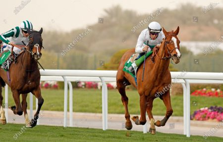 Editorial image of Horse Racing - 29 Feb 2020