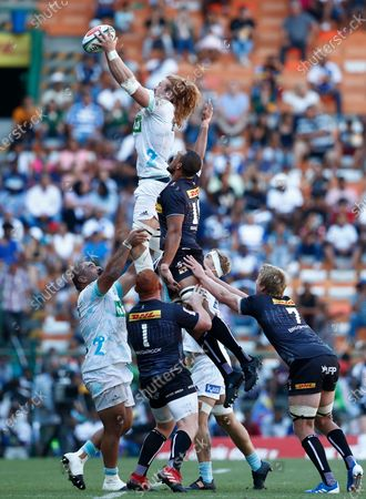 Editorial photo of Super Rugby - Stormers vs Blues, Cape Town, South Africa - 29 Feb 2020