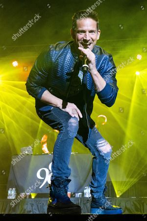 Stock Image of Jeff Timmons