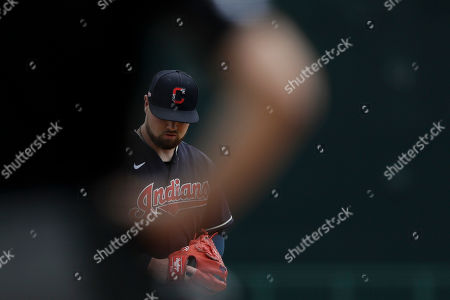 Editorial picture of Indians White Sox Spring Baseball, Glendale, USA - 28 Feb 2020